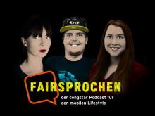 congstar FAIRsprochen mit Saskia Moes und Dennis Winkens