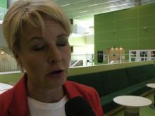 Barn och unga i fokus när Hillevi tar över som kommundirektör i Väsby