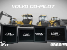 Film om Volvo Co-Pilot med Load Assist - integrerat lastindikeringssystem