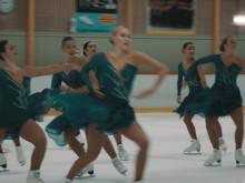 Team Surprise: Vad är synkro/ Presentation lagkapten Nathalie Lindqvist/ synkrona bilder