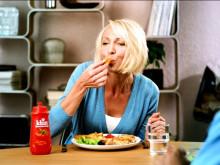 Idun tomatketchup - den med mest tomater
