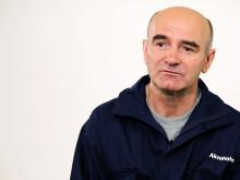 Ljubomir Cvjetkovic berättar om hur det är att jobba på AkzoNobel