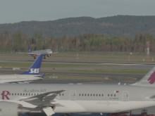 Stockbilder av Oslo lufthavn