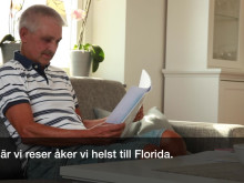 HGF besöker Jan-Ove på Bergshöjden