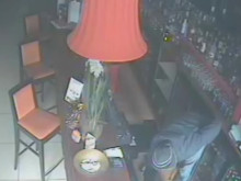 CCTV footage of man police wish to speak with ref: 209664