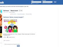 Slik implementerer du Mynewsdesk presserom på Facebook