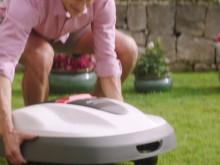 Honda robotgräsklippare Miimo för dig som vill njuta av trädgården