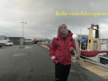 Sara Boholms säkerhetstips vid hummerfiske