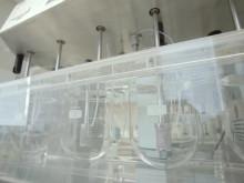 Frisättning (upplösningshastighet) av tabletter i burar
