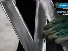 Norton Vortex Rapid Prep –lamellilaikat – Video