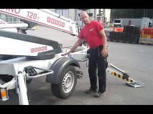 Instruktionsfilm Bogserbar lift Dino 120 T