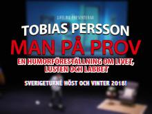 Tobias Persson - Man på prov (Trailer)