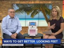 TV intervju podiatrist, Arizona.