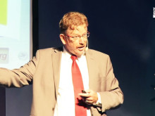 Tisdag 22 maj på Logistik och Transportmässan 2012 - Hans van Grieken