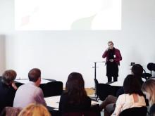 Johanna Wiklander stadsarktiekt i Linköping pratar om bästa och värsta regionen; Västergötland