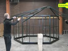 Video Bruka Atrium växthus. 1 minut.