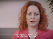 IRMs kunder om nyttan med Vintergatan.