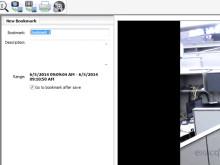 Kameraövervakning från Gate Security - exacqVision VMS: Bokmärken och Fallhantering