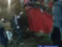 Body worn footage from Trowbridge Road, Hackney