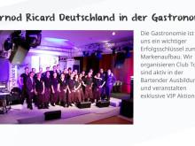Pernod Ricard Deutschland - 25 Jahre Erfolg in Deutschland
