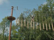 Center Parcs Longford Forest launch event