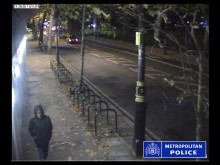 CCTV image of man police wish to trace