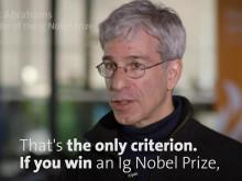Marc Abraham, mannen bakom Ig Nobel