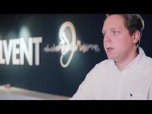 Anton Olander, Engineer, Silvent AB