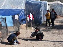 Videointervju med sjuksköterska på plats i flyktinglägret Moria