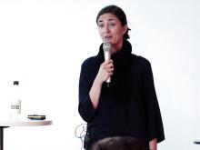 Natalie Gerami vd Ortens Industries pratar om vatten som bidrar till samhällsutvecklingen