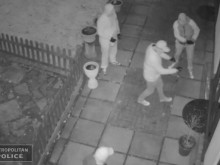 CCTV from Chislehurst burglary