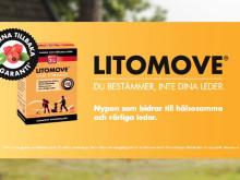 Litomove reklamfilm - Du bestämmer, inte dina leder 2