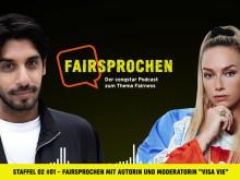 FAIRsprochen Podcast mit Visa Vie