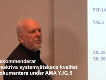 AMA-kod YJG.5 förebygger garantibråk