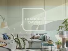 Nordsjö lanserar årets kulör 2020 - Tranquil Dawn