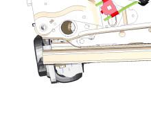 Volvo XC90 – energiabsorberande funktionalitet i sätet