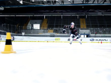 Qualisys ICe Hockey Motion Capture