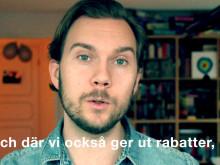 """Toppbloggaren Gustav """"Jävligt Gott"""" Johansson startar unik satsning med sina följare - på Patreon!"""