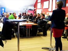Eröffnung Energiefreiheit VertriebsCenter Wolferstadt mit REDPUR Infrarotheizung Showroom