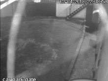 CCTV footage of vehicle - Amaan Shakoor murder appeal