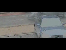 Footage following robbery