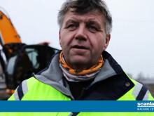 "Scanlaser på besök hos Peter ""Bagarn"" Bernhardsson"