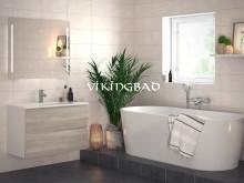 VikingBad MIE baderomsmøbler med flere fargevalg