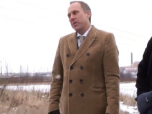 Plantacut #2 - The groundbreaking - Mr Hans Hassle, Plantagon CEO