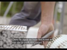 Björn bygger bo, anneks – Trailer