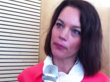 Intervju med Veronica Palm, bostadspolitisk talesperson, Socialdemokraterna
