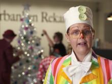 Julklappsinsamling med Clownclubben 2018