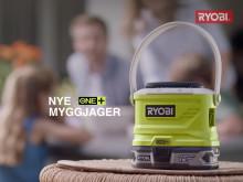 18V Myggjager fra Ryobi