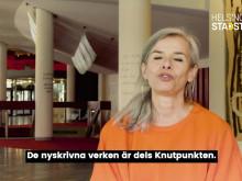 Teaterchef Kajsa Giertz presenterar spelåret 2017/2018