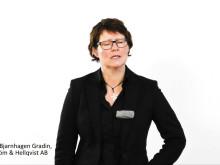 Egenkontroll i storhushåll Annika B Gradin Bergström & Hellqvist